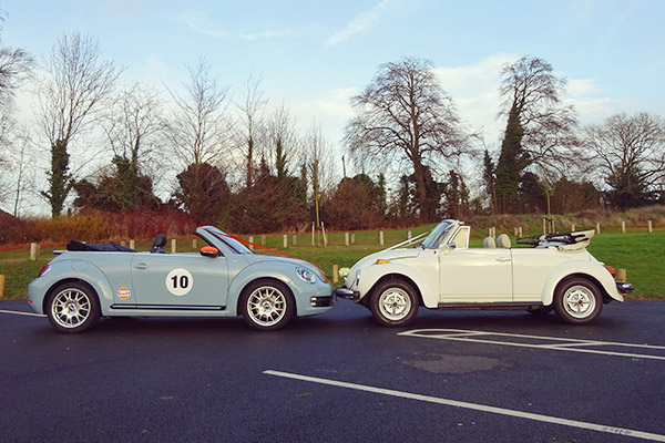 VW Wedding Car Hire Surrey